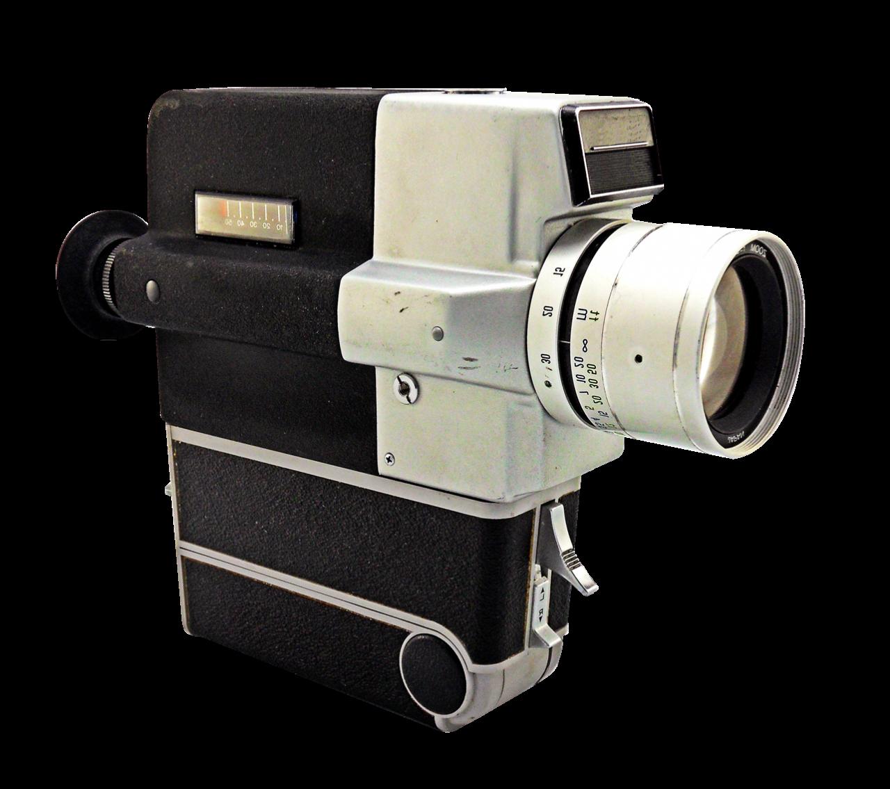 Vintage Camera PNG Image