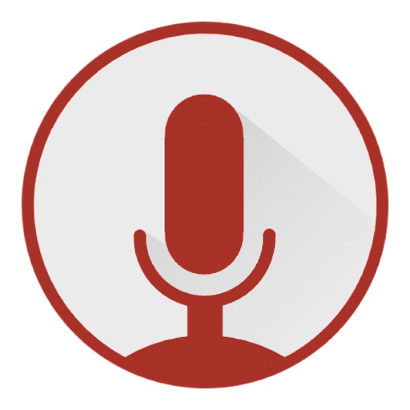 Voice Recoder Icon Android Kitkat PNG Image
