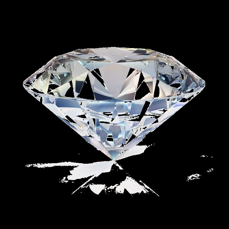 White Diamond PNG Image