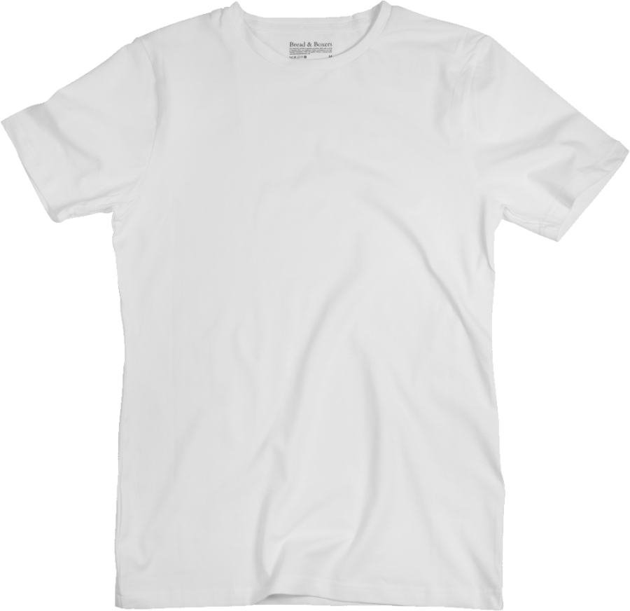 White Men's Polo Shirt PNG Image