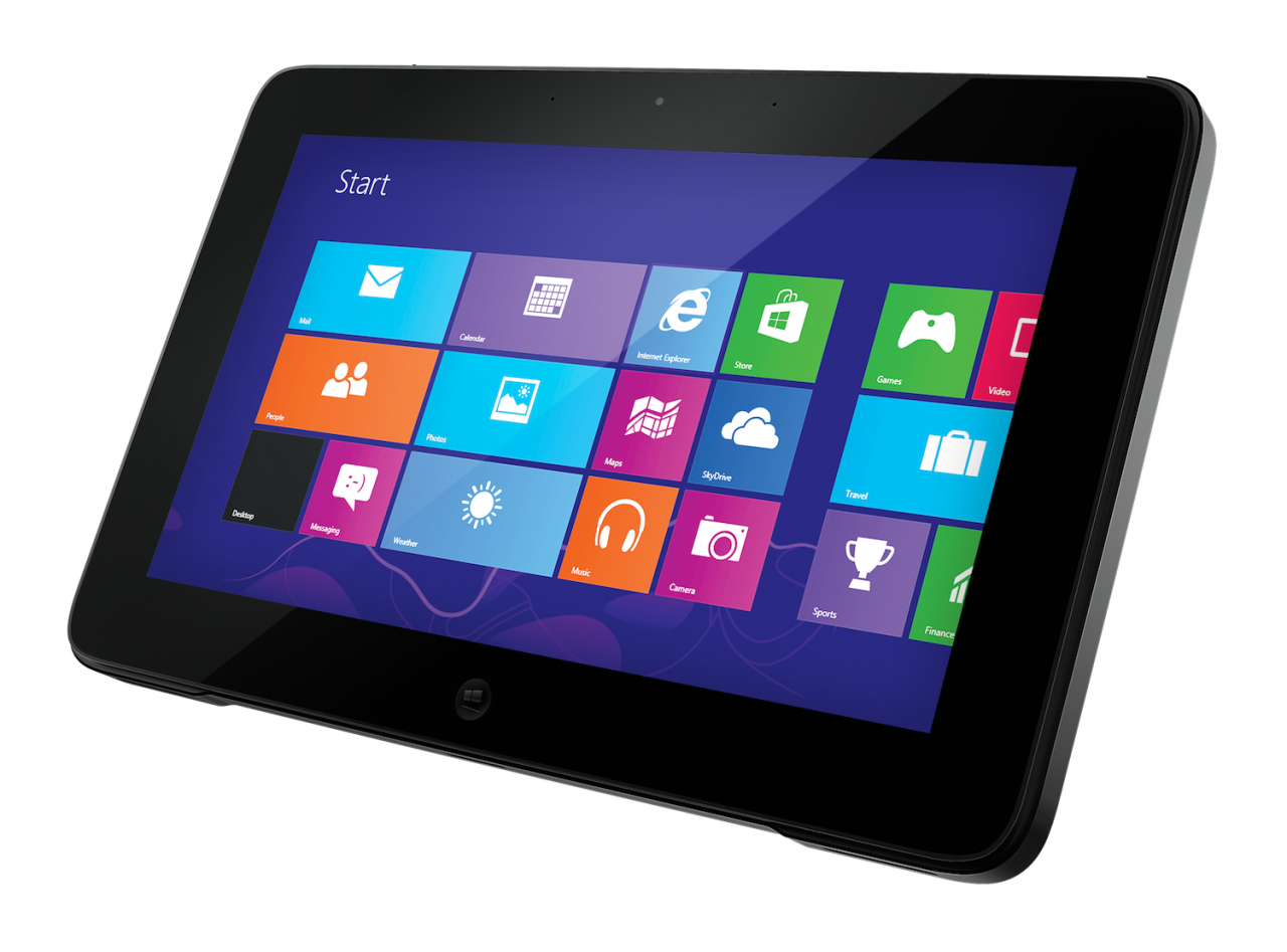 Windows Tablet PNG Image