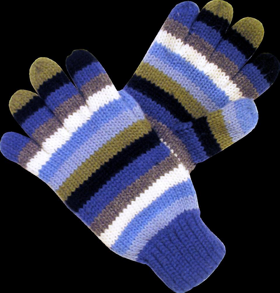 Winter Gloves PNG Image