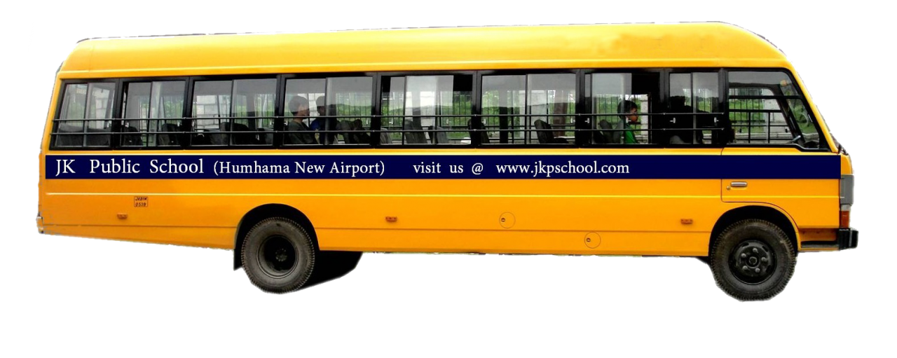 Yellow Bus PNG Image