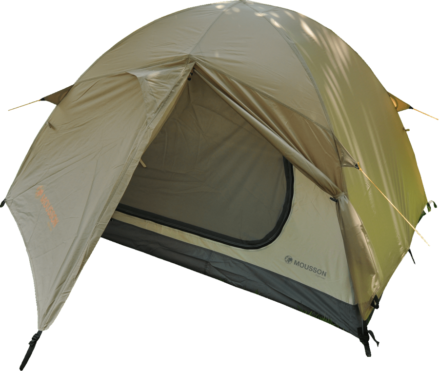 Yellow Tent PNG Image