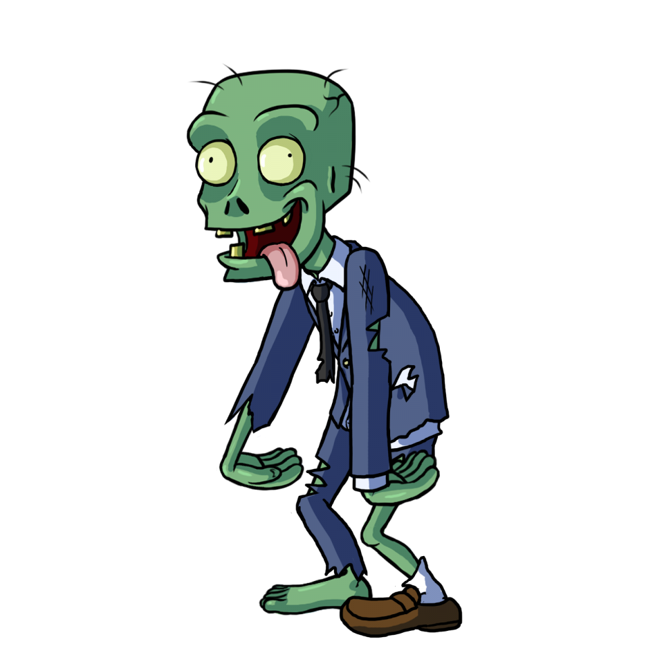 Zombie PNG Image