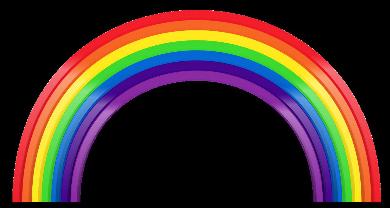 Rainbow PNG Image