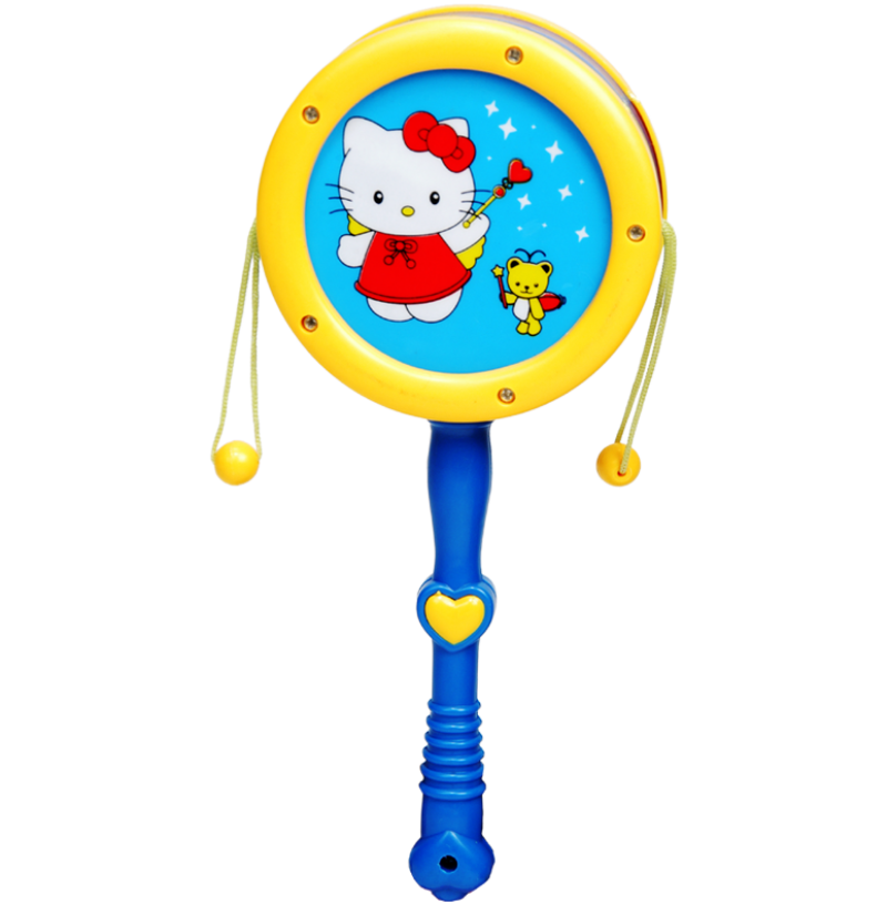 Rattle Toy PNG Image