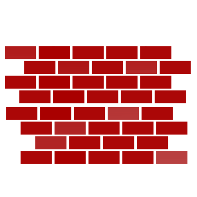 Red Bricks PNG Image