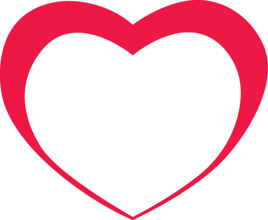 God's Heart | Heart clip art, Heart outline, Clip art