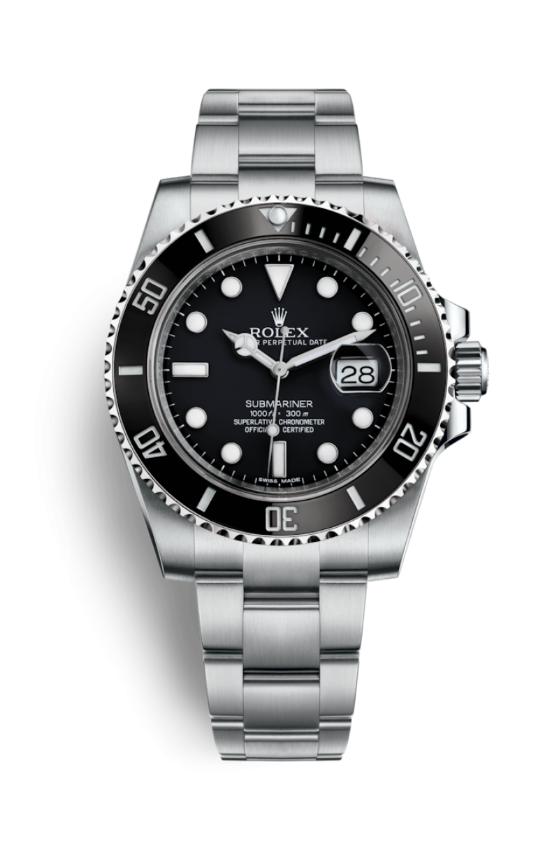Rolex Submariner Date PNG Image