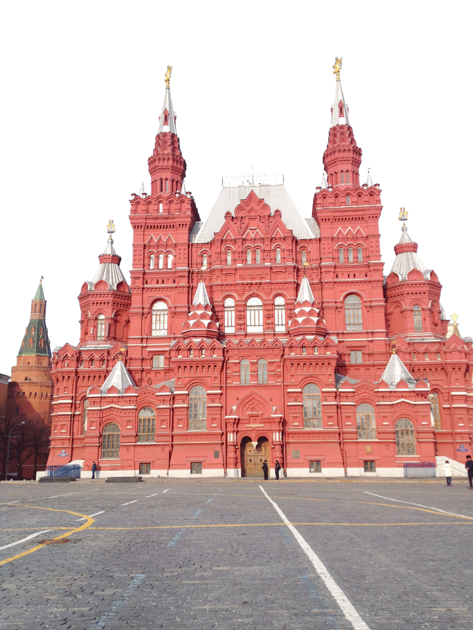 Red Square - Russia PNG Image