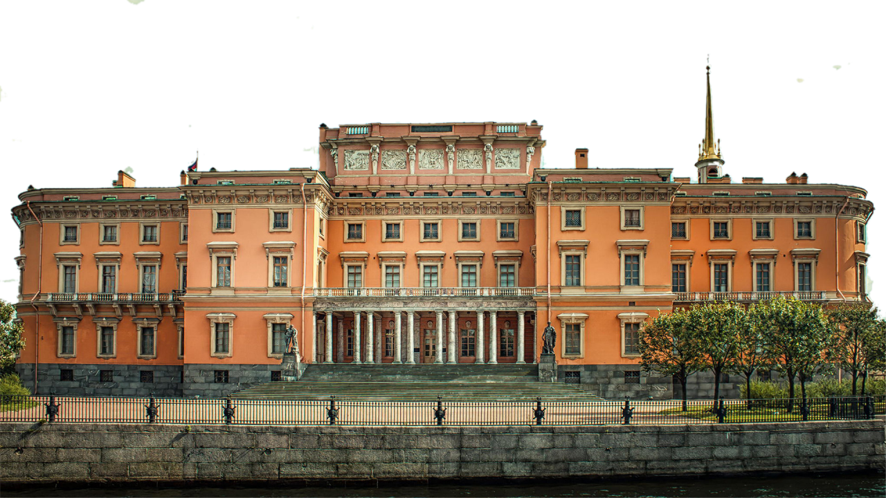 Building in Russia PNG Image