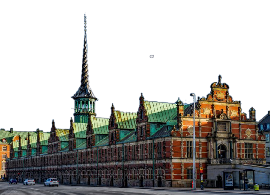 Landmark Building in Russia PNG Image