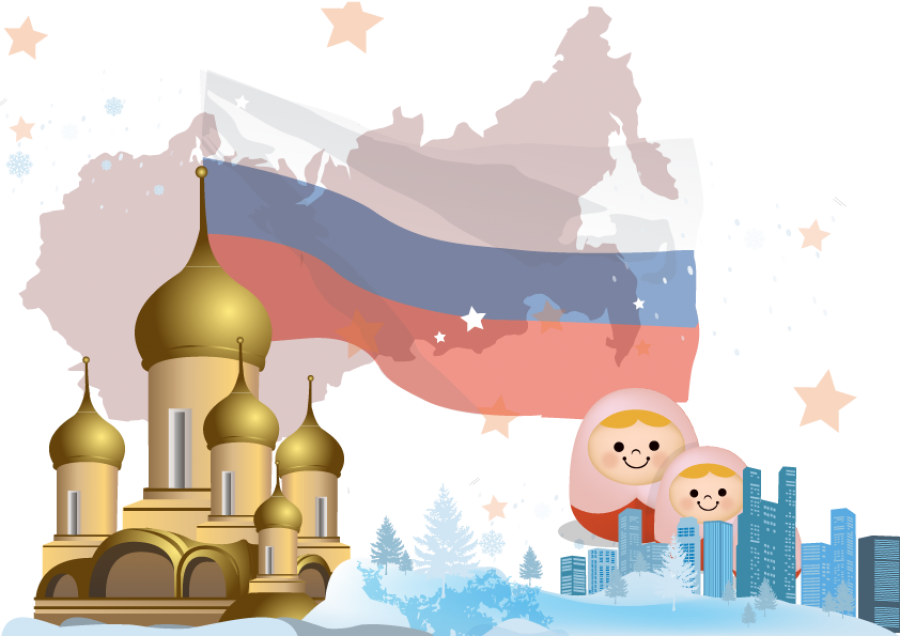 This is Russia PNG Image