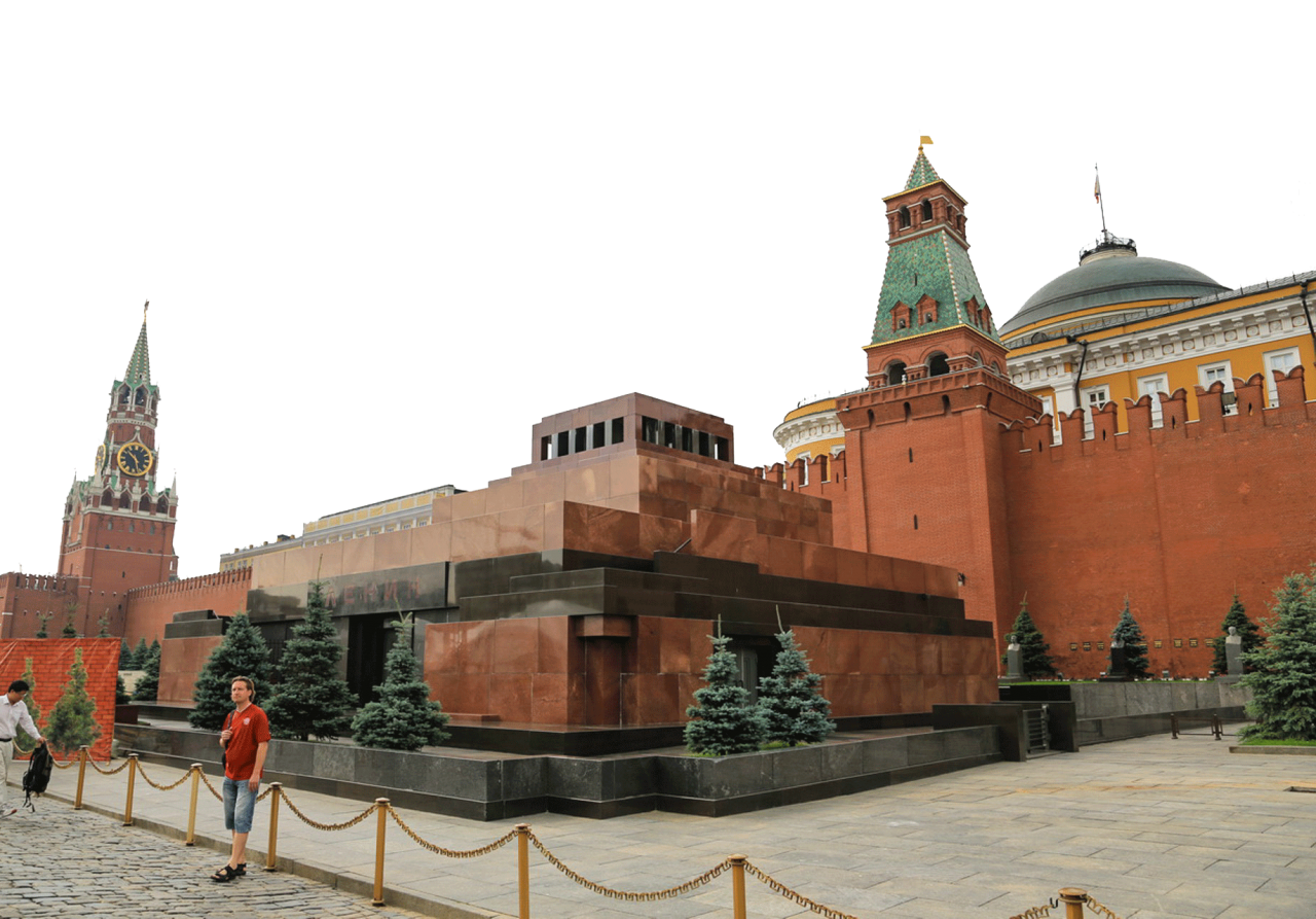 Spasskaya Tower - Moscow PNG Image