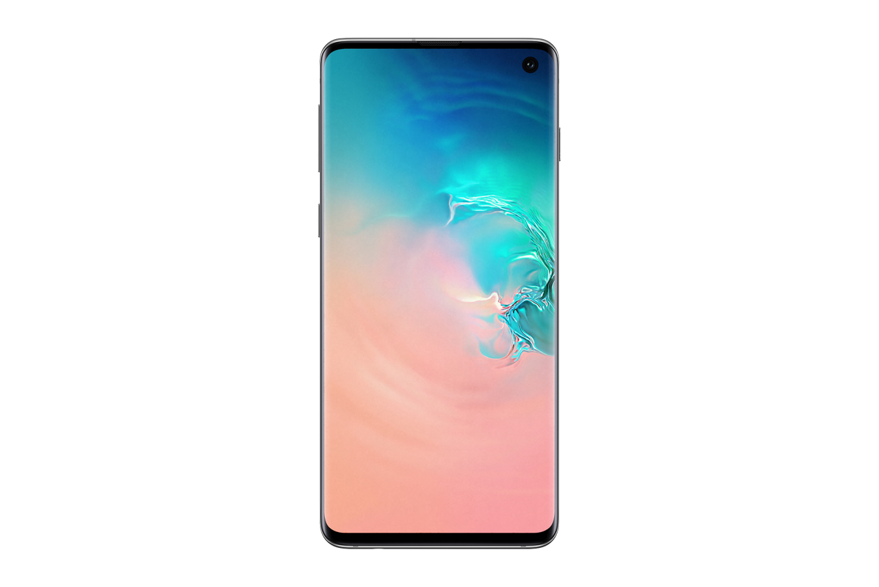 Samsung Galaxy S10 Prism Front PNG Image