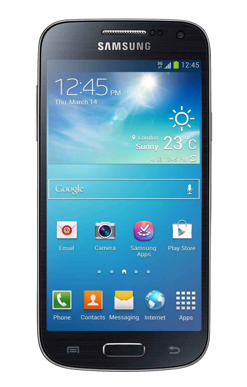 Samsung Phone PNG Image