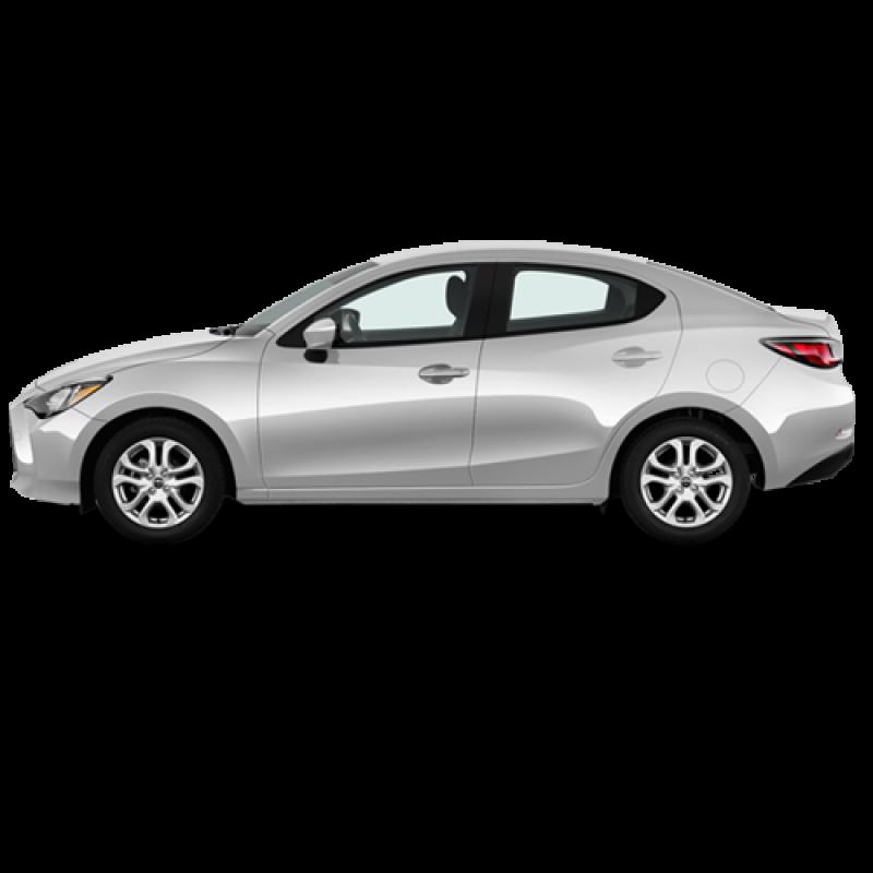Sedan Toyota 2017 PNG Image