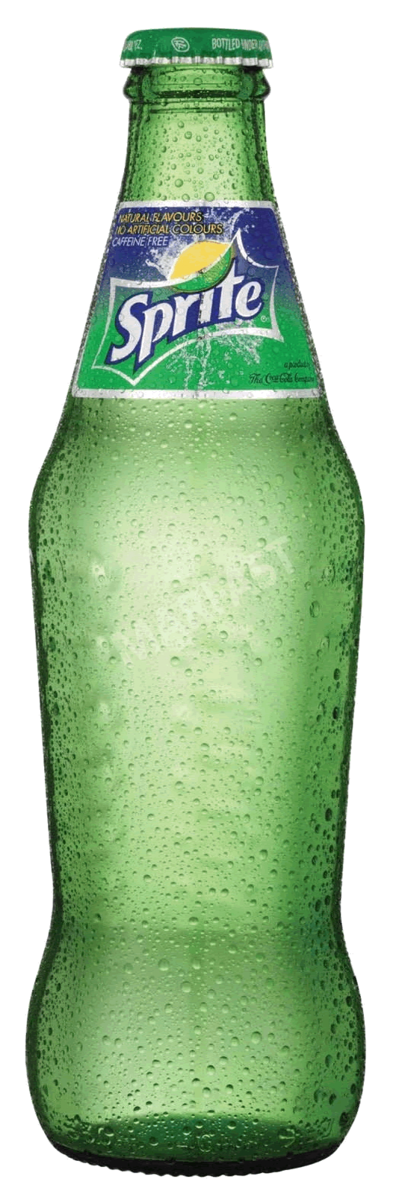 Sprite Regular Drink PNG Image