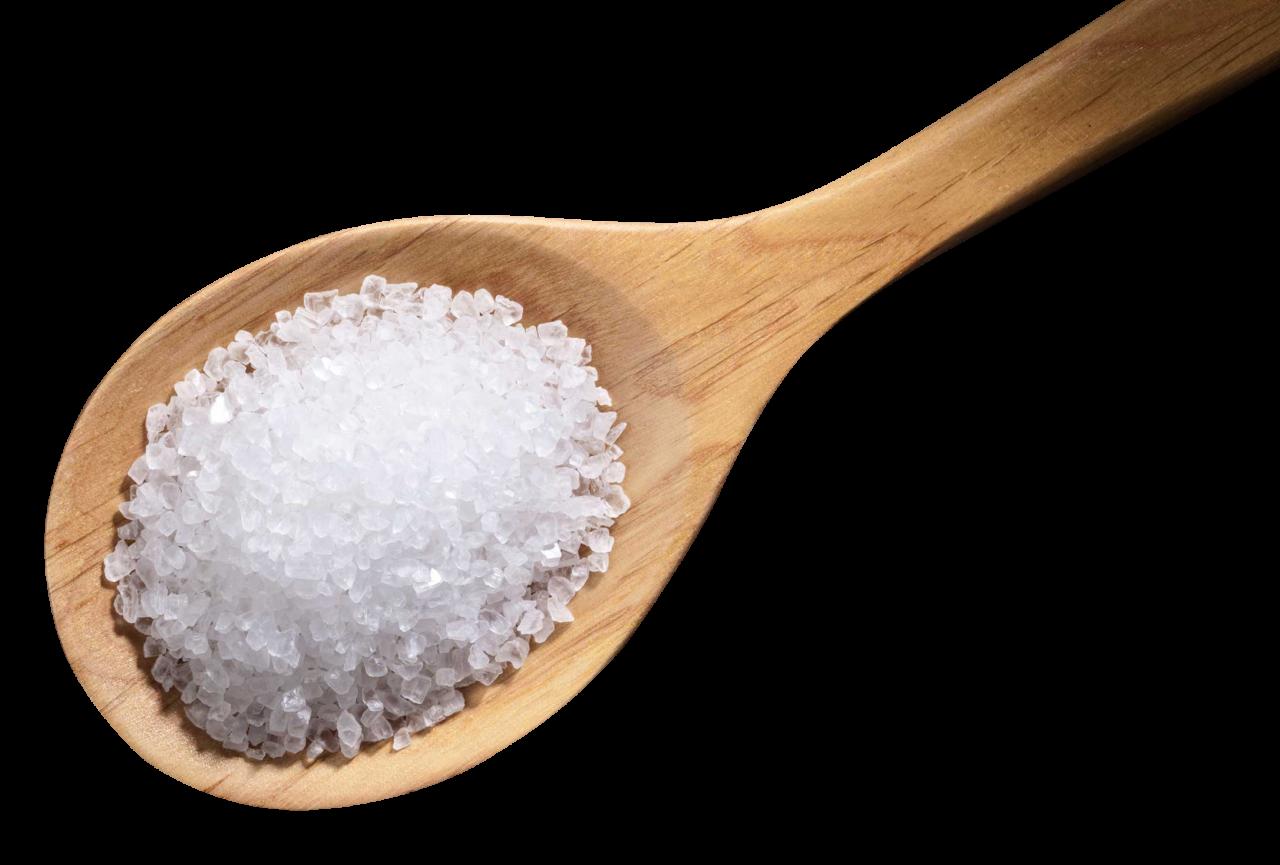 Sugar in Spoon PNG Image