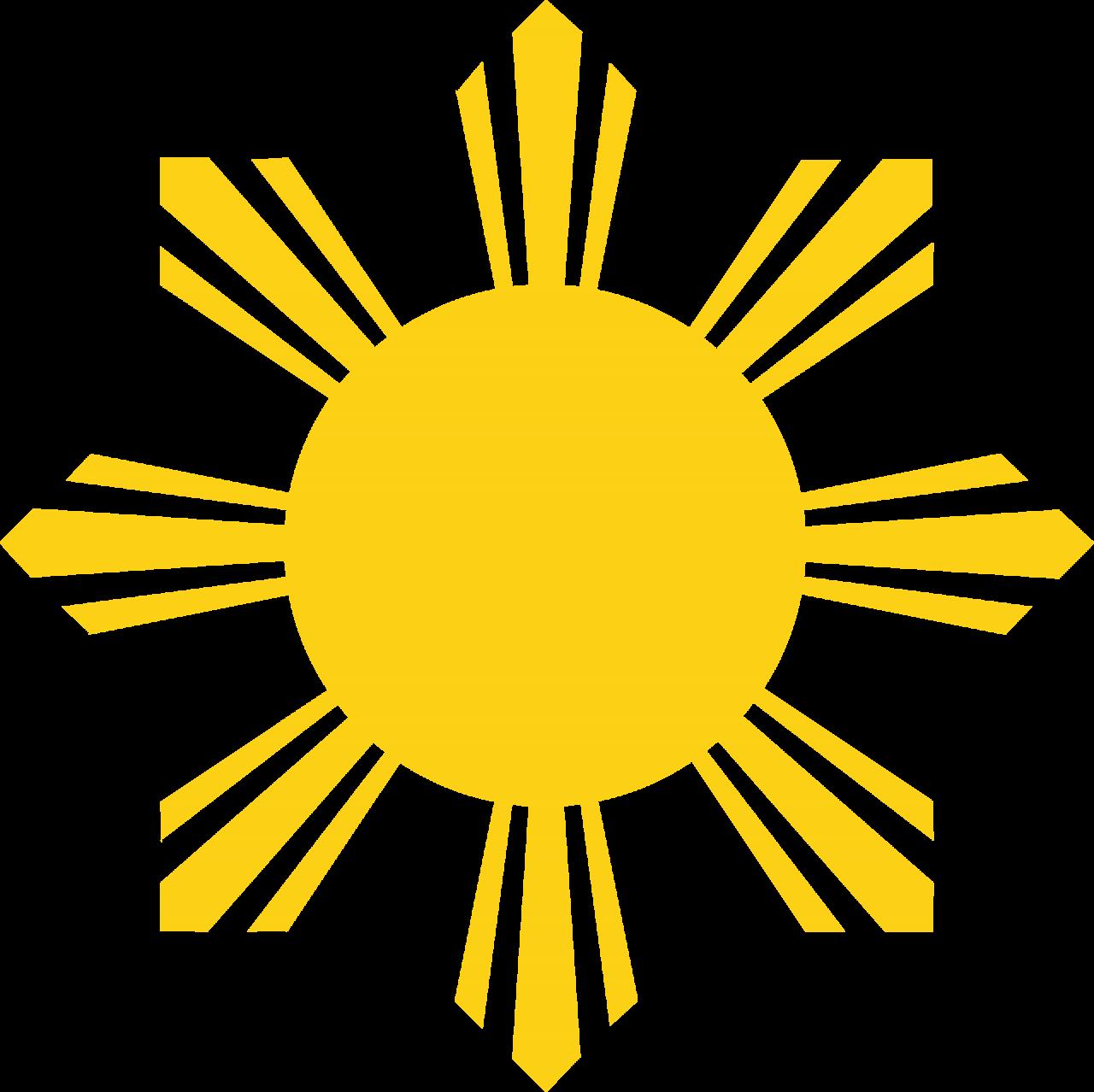 Sunshine Clipart PNG Image
