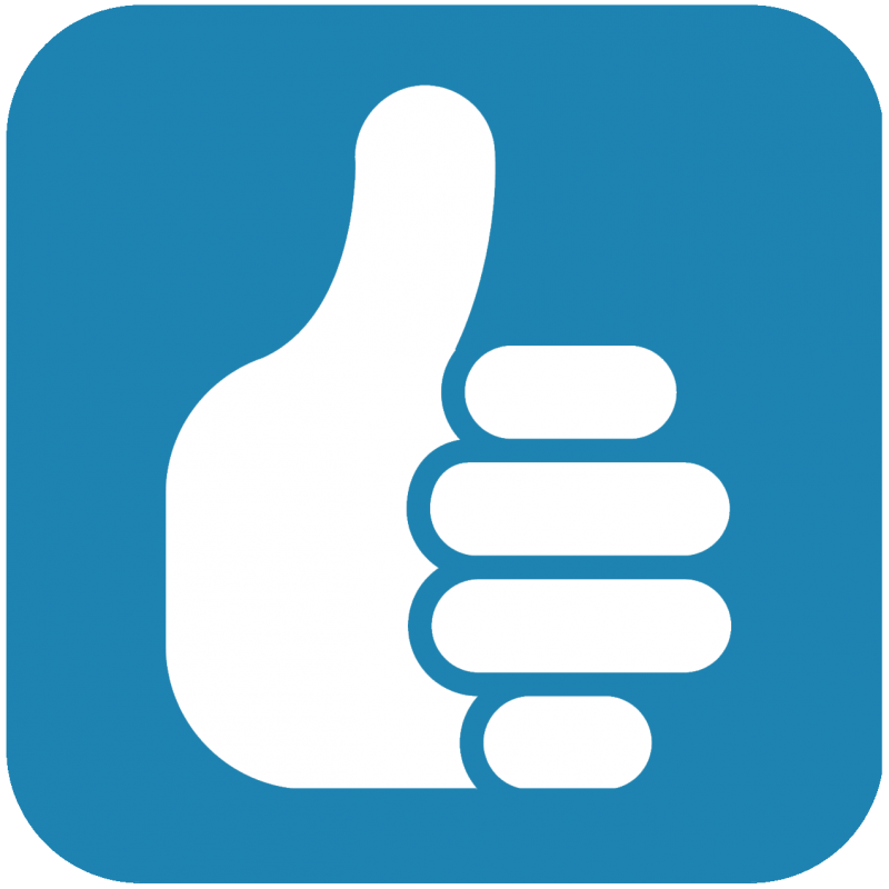 Thumbs Up Icon PNG Image
