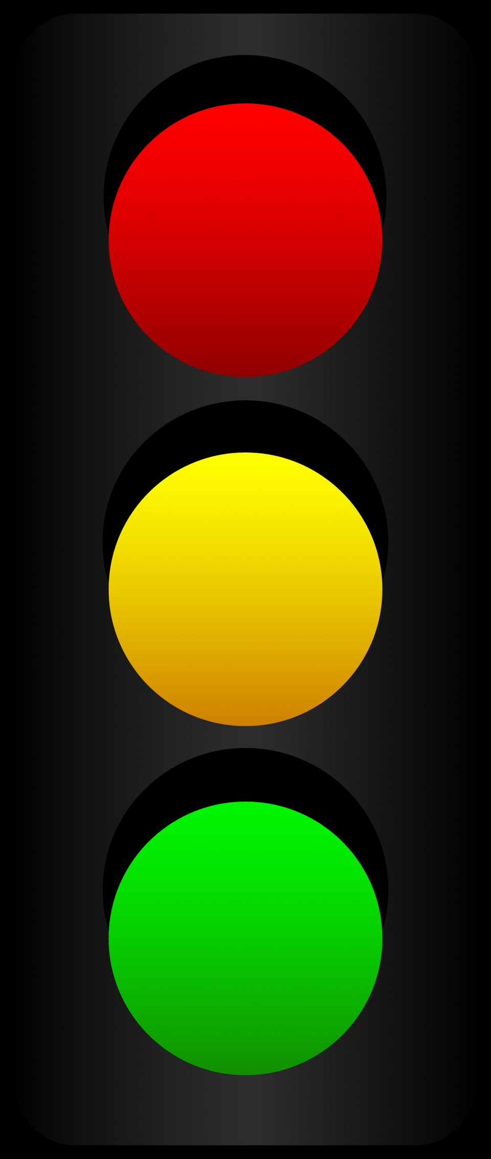 Traffic Lights PNG Image
