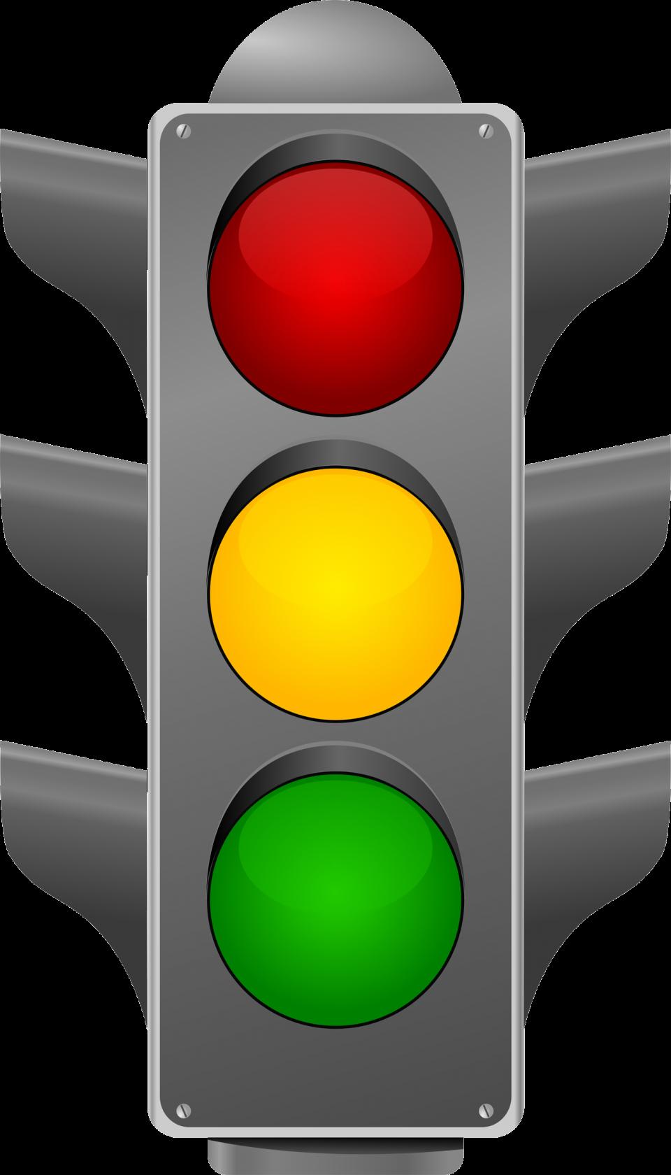 Traffic Lights PNG Image