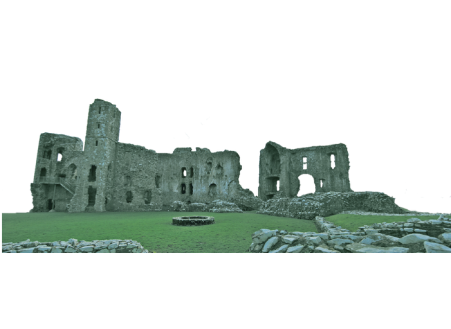 Uncompleted Castle PNG Image