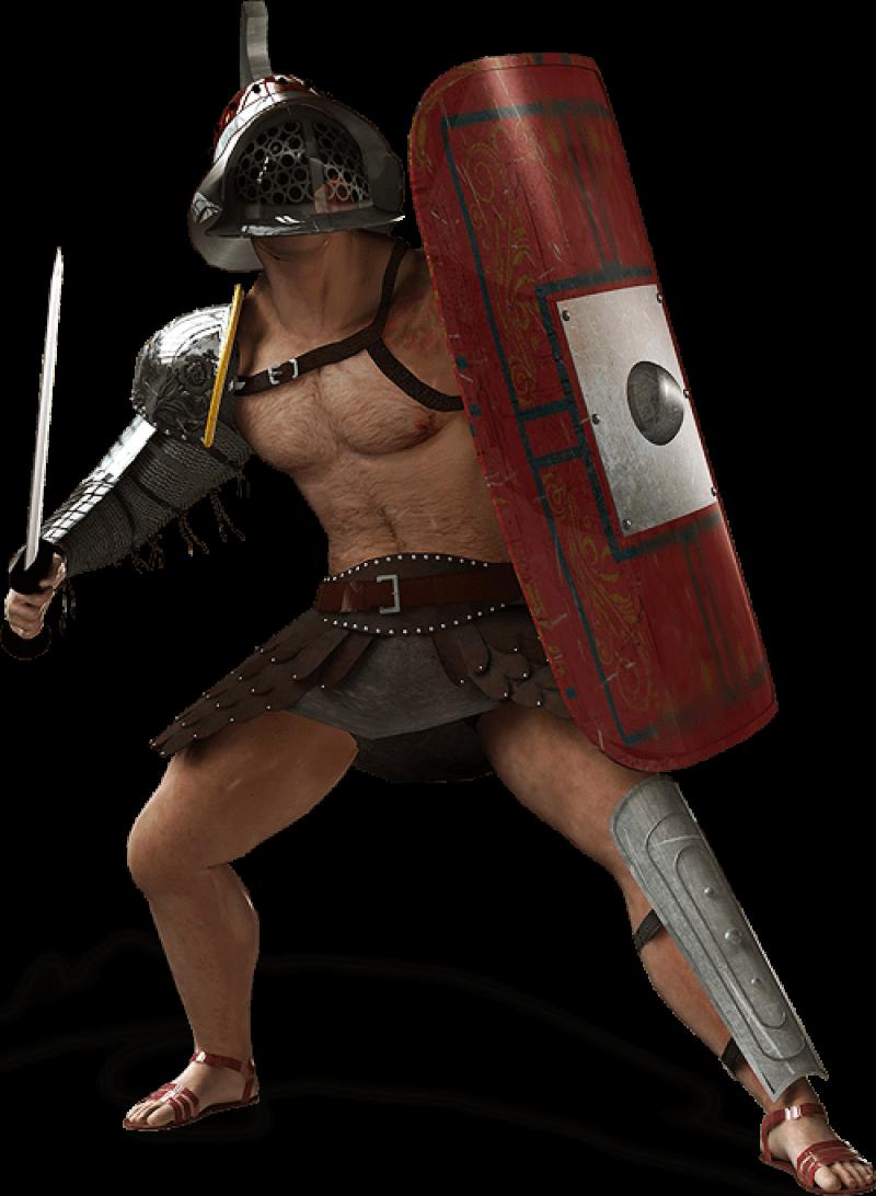 Warrior PNG Image