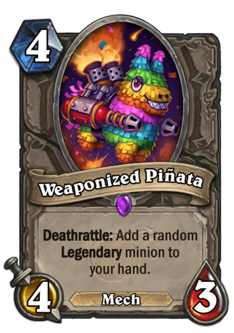 Weaponized Pinata PNG Image
