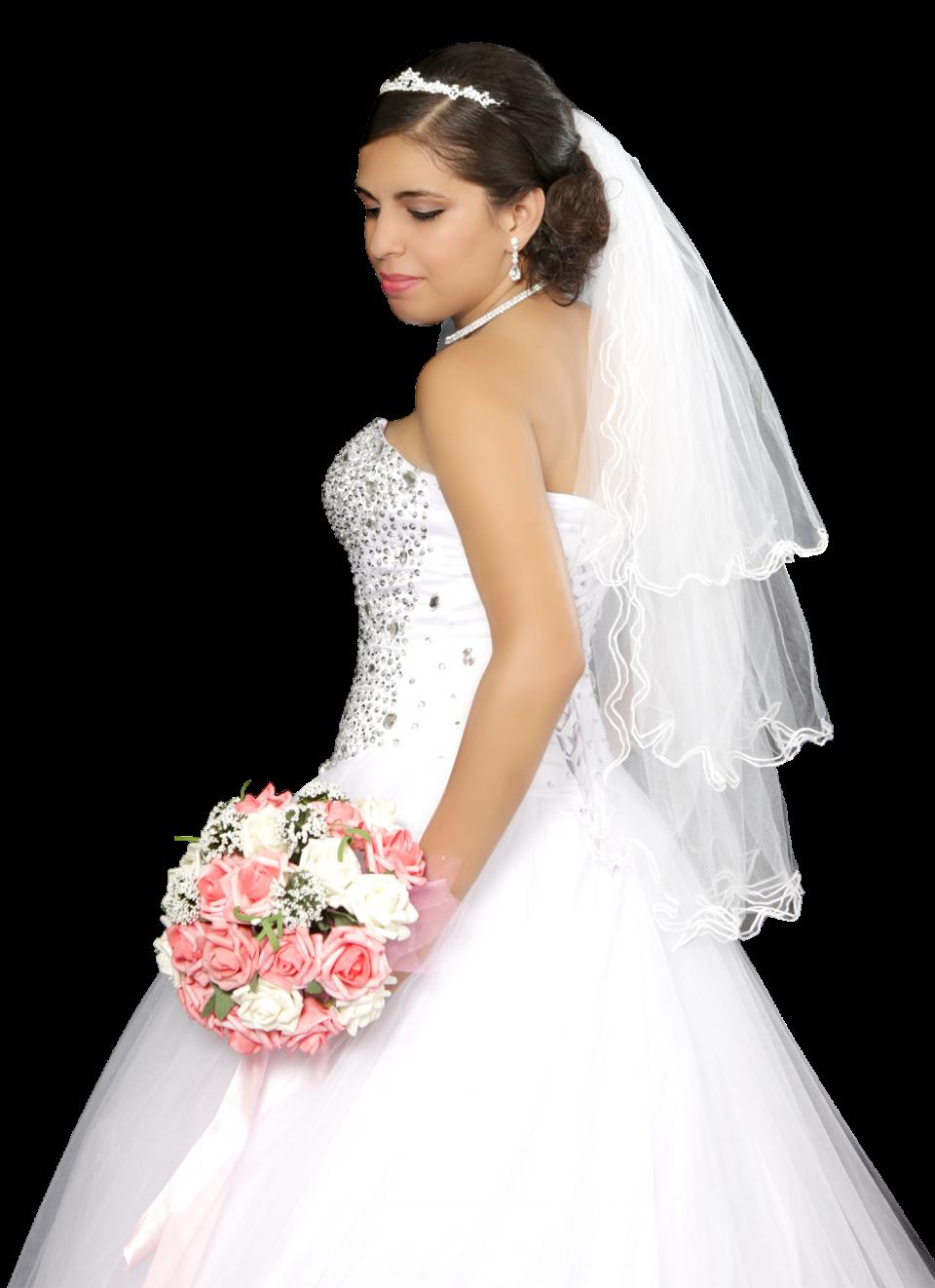 Wedding Girl PNG Image