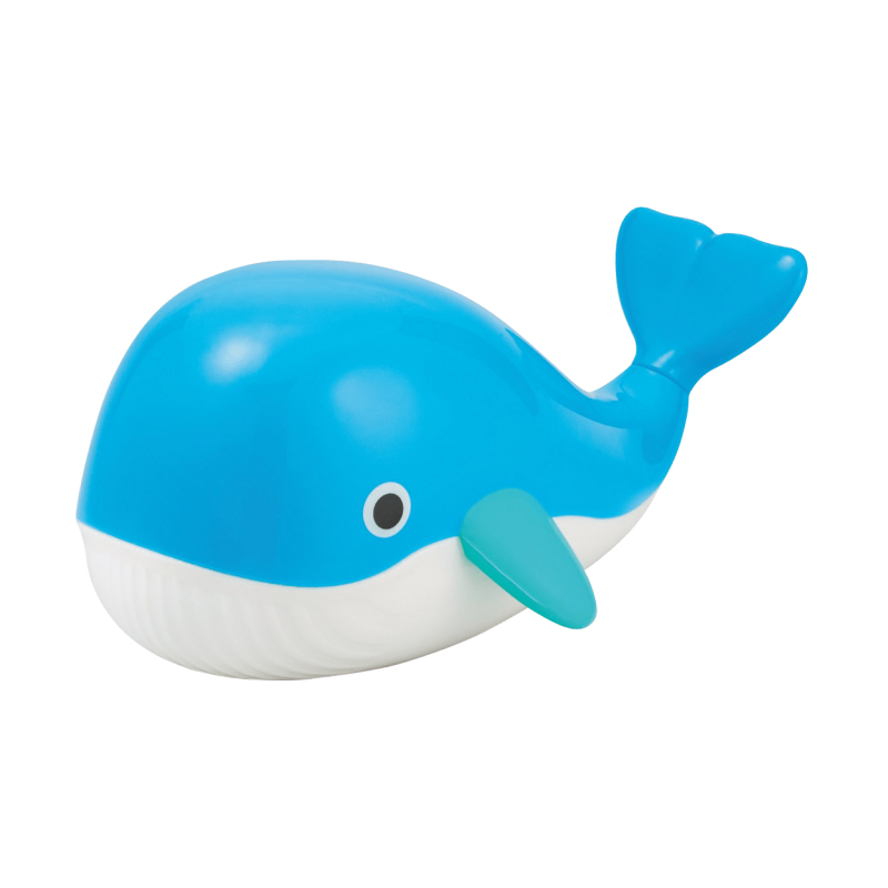 Whale Toy PNG Image