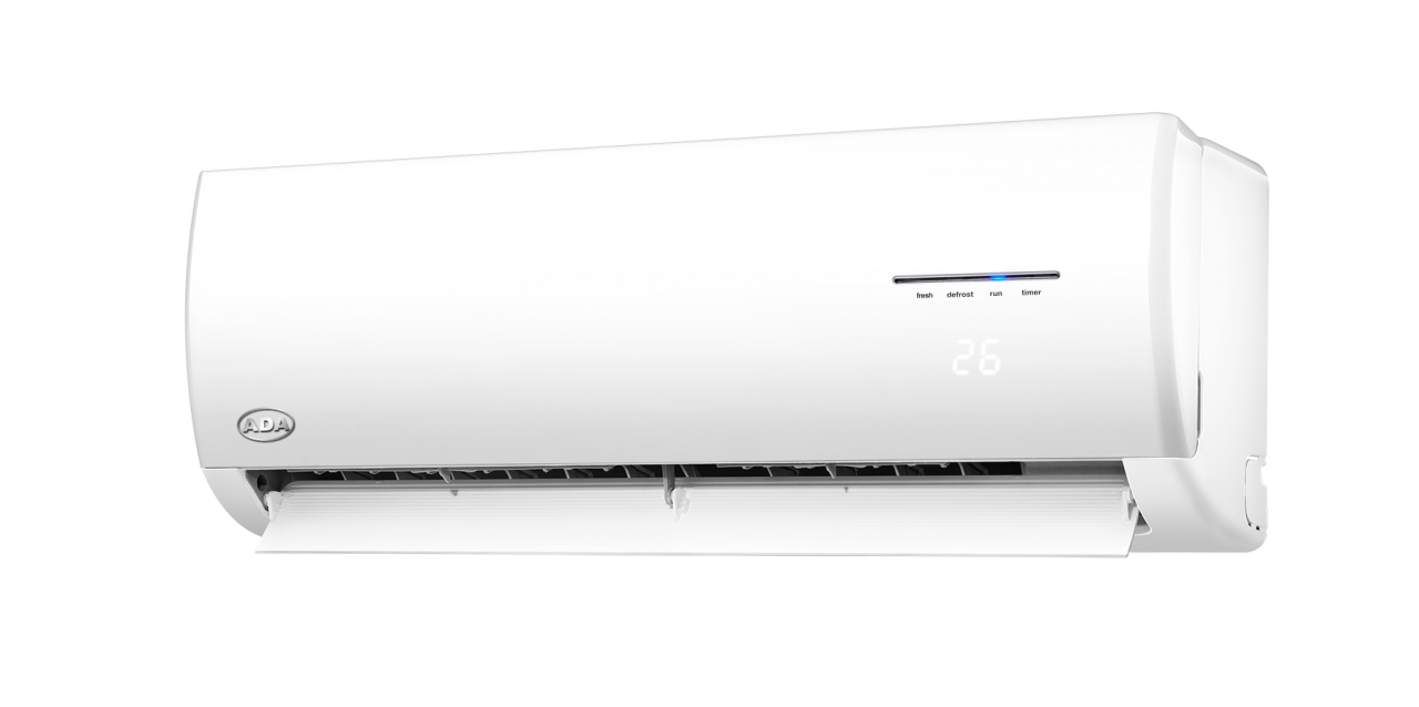 White AC PNG Image