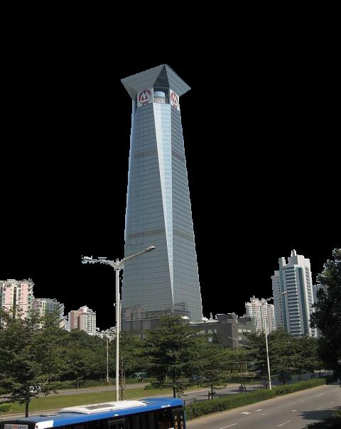 M-Building PNG Image