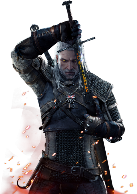 The Witcher 3 PNG Image
