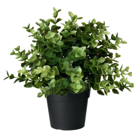 Artificial Potted Plant Oregano PNG
