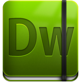 Adobe Dreamweaver Icon PNG