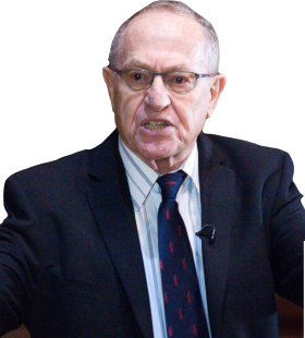Alan Dershowitz PNG