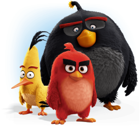 Angry Birds Game PNG