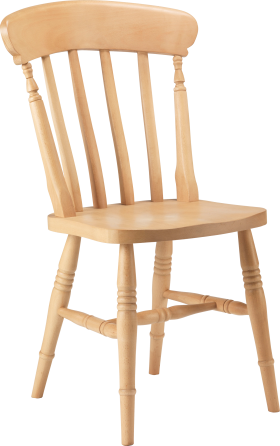 Antique Style polished Chair PNG