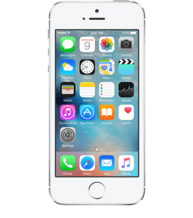 Apple iPhone 5 Smartphone PNG