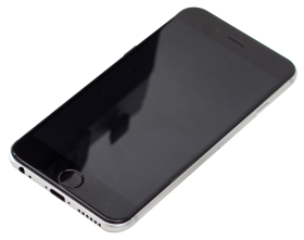 Apple iPhone Top View PNG