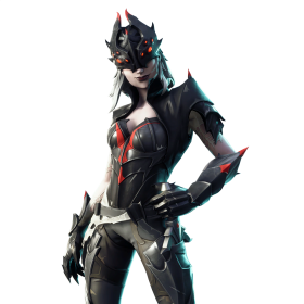 Arachne Skin Fortnite Full Body PNG
