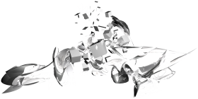 artistic silver art PNG