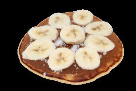 Banana Pancake PNG