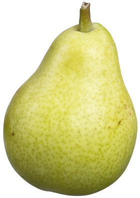 Bartlett Pear PNG