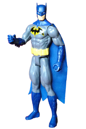 Batman Toy PNG