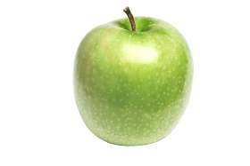 Big Green Apple PNG