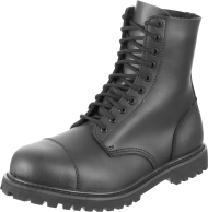 Black army Boots PNG